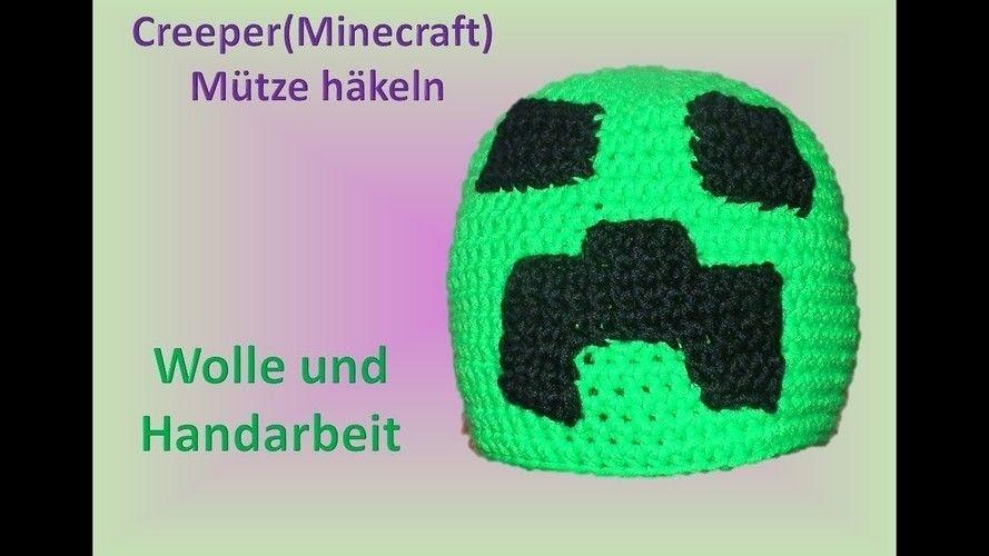 Makerist - Creeper Mütze - Häkelprojekte - 1