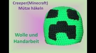 Makerist - Creeper Mütze - 1