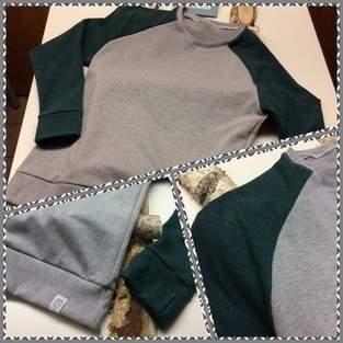 Raglan—Sweater Billund