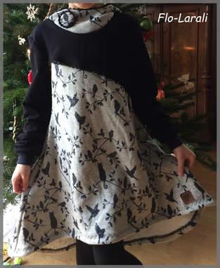 Weihnachtskleid: Issy von FeeFee