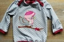 Makerist - Schlupfshirt für Patenkind - 1