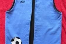 Makerist - Weste Jonah für meinen Fußballer - 1