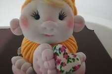 Makerist - bébé boule - 1