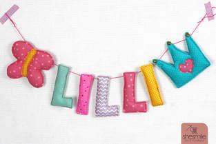 Namenskette Lilli