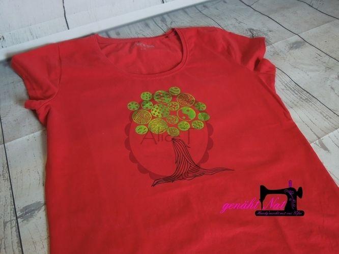 Makerist - Plottdatei Baum von Alice T - Textilgestaltung - 1