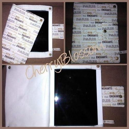 Makerist - Schutzhülle fürs iPad - Nähprojekte - 1