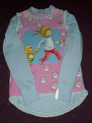 """und noch ein Kinder-Shirt nach dem Ebook """"Livia"""""""