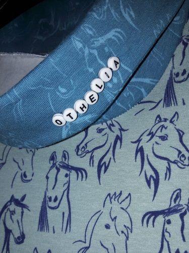 Makerist - Shirt mit Stehkragen und Bauchtasche für Othelia - Nähprojekte - 2