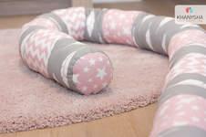 Makerist - Eine Bettie Bettschlange für Juna - 1