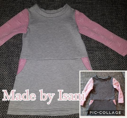 Makerist - Mein erstes Nähwerk überhaupt! Kleid Fannie für meine Tochter! - Nähprojekte - 1