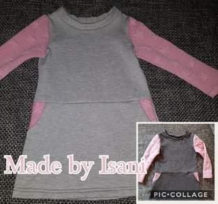 Makerist - Mein erstes Nähwerk überhaupt! Kleid Fannie für meine Tochter! - 1