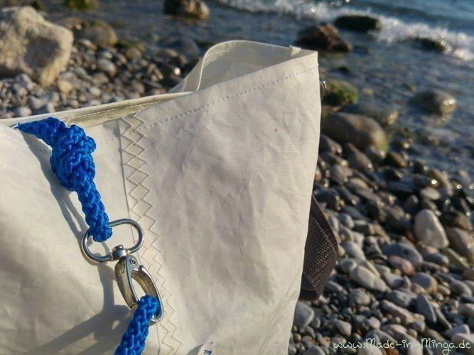 Makerist - Freebie: Tasche aus Segeltuch. Mit gratis Schnittmuster - Nähprojekte - 3