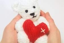 Makerist - Little Valentine's Teddy Bear - 1