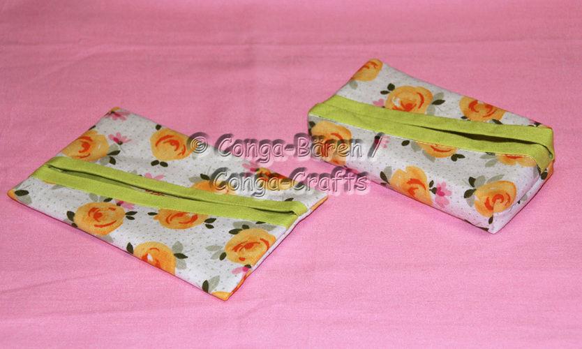 Makerist - ConTüta - Taschentüchertasche mit diagonaler Öffnung - Nähprojekte - 2