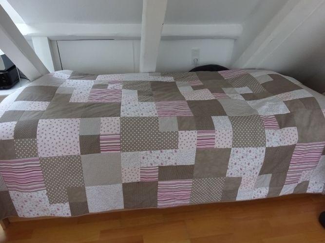 Makerist - Meine erste Patchwork-Decke!  - Nähprojekte - 2