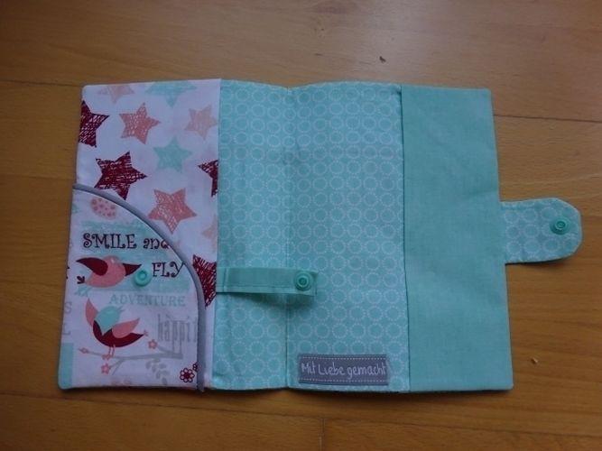 Makerist - Mutterpasshüllen - Nähprojekte - 3