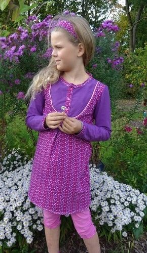 Makerist - Eine Minimasha für meine Tochter - Nähprojekte - 1