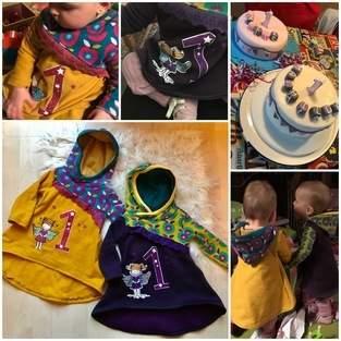 Makerist - First Birthday - 1