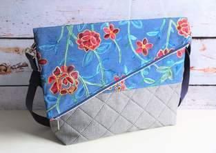 Makerist - Foldover Tasche San Diego - 1