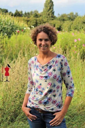 Makerist - Clare von Drei EM's aus Viskosejersey  - Nähprojekte - 1