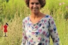 Makerist - Clare von Drei EM's aus Viskosejersey  - 1