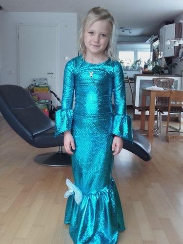 Makerist - Kostüm Meerjungfrau - Nähprojekte - 1