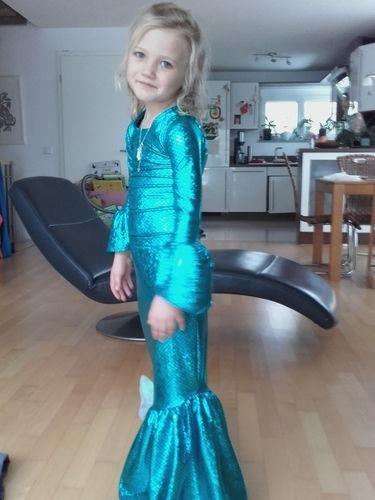 Makerist - Kostüm Meerjungfrau - Nähprojekte - 2