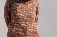 Makerist - Sweat-Long-Jacke - 1