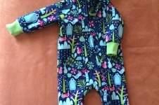 Makerist - Babyoverall aus Softshell für meinen Urenkel Jules - 1