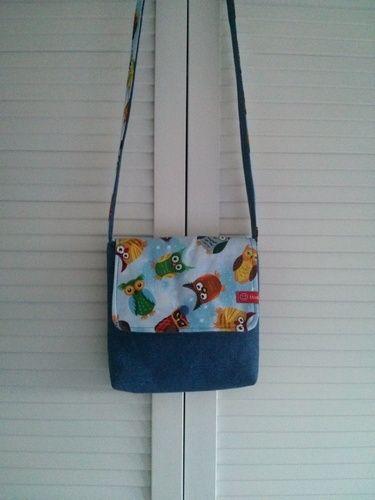 Makerist - Tasche für Kaja - Nähprojekte - 1