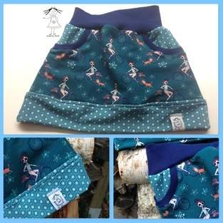 Little Sweat Skirt von Lin-Kim