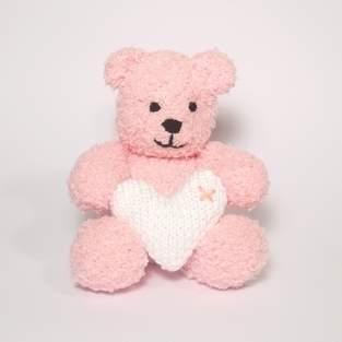 Makerist - Little Valentine's Teddy Bear - 1