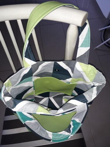 Makerist - Cabas d automne - Créations de couture - 2