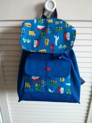 Makerist - Rucksack für Pablo - Nähprojekte - 1