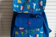 Makerist - Rucksack für Pablo - 1