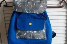 Makerist - Rucksack für Tilman - 1