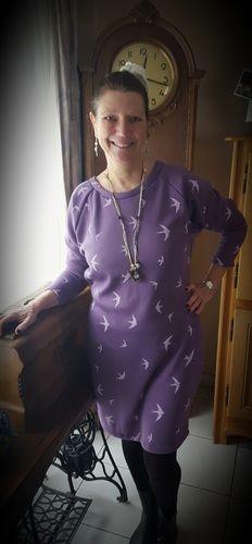 Makerist - Robe chauve-souris Kommatia Patterns - Créations de couture - 1