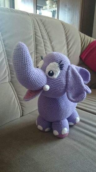 Elefant für meinen Enkel