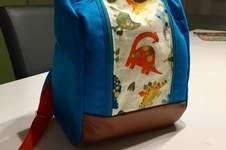 Makerist - Rucksack für kleine Schätze - 1