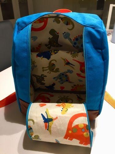 Makerist - Rucksack für kleine Schätze - Nähprojekte - 3