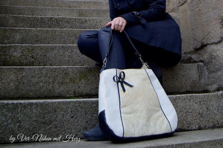 Makerist - Tasche Liv - Nähprojekte - 1