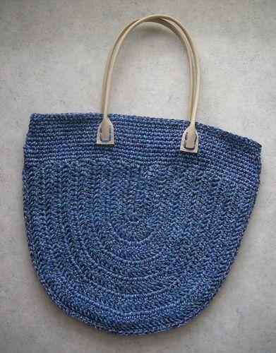 Makerist - Tasche aus Paketband - Häkelprojekte - 1