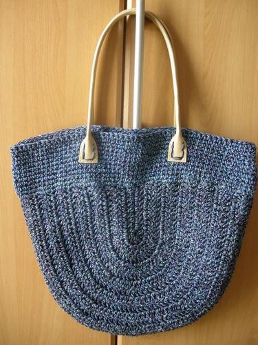 Makerist - Tasche aus Paketband - Häkelprojekte - 2