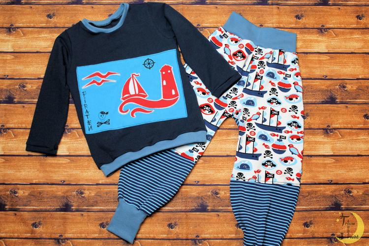 Makerist - Maritimes Set - Textilgestaltung - 1