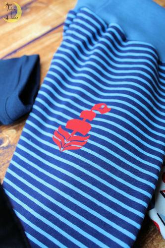 Makerist - Maritimes Set - Textilgestaltung - 3