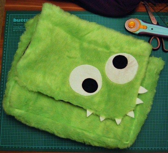 Makerist - Monstermäßig unterwegs - DIY-Projekte - 2