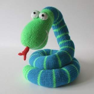 Makerist - Twirly Snake - 1