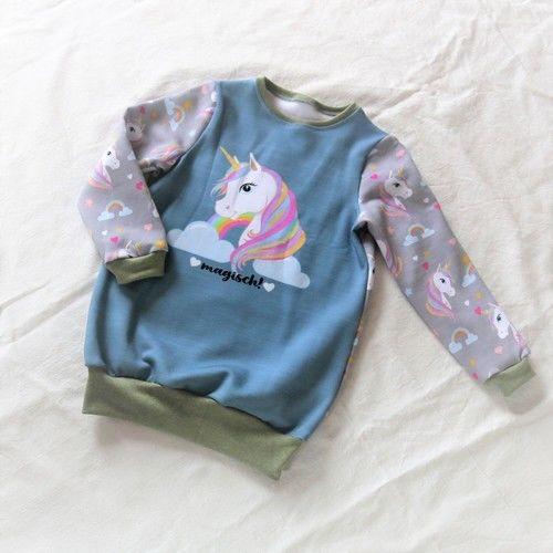 Makerist - Kindershirt Luv - Nähprojekte - 1