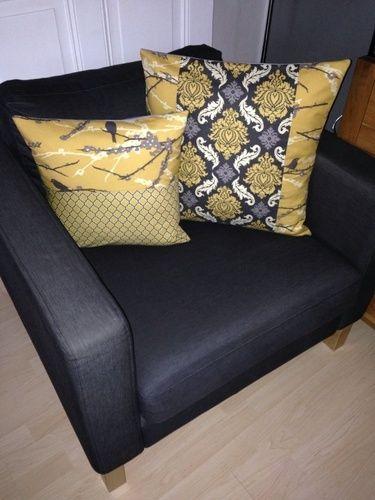 Makerist - Wohnzimmer gemütlichmach Kissen  - Nähprojekte - 1