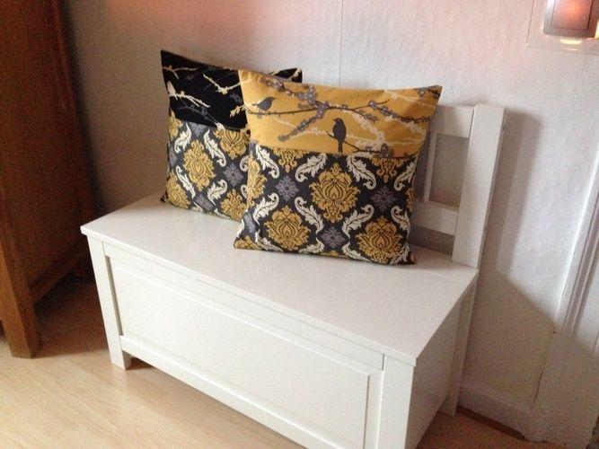 Makerist - Wohnzimmer gemütlichmach Kissen  - Nähprojekte - 2